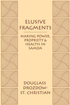 Elusive Fragments book jacket