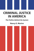 Criminal Justice in America book jacket