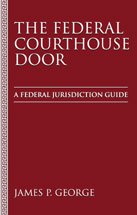 The Federal Courthouse Door book jacket