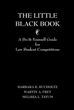 The Little Black Book book jacket