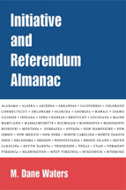 The Initiative and Referendum Almanac book jacket