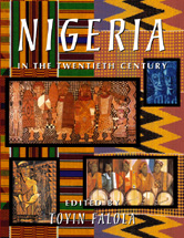 Nigeria in the Twentieth Century book jacket
