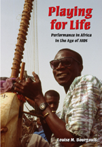 Playing for Life book jacket