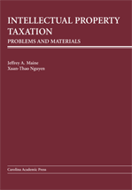 Intellectual Property Taxation book jacket