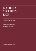 National Security Law book jacket