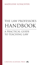 The Law Professor's Handbook book jacket