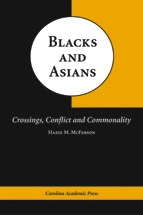 Blacks and Asians book jacket