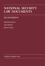 National Security Law Documents book jacket