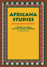 Africana Studies book jacket