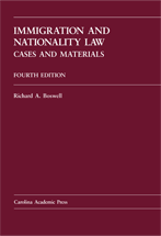 Immigration and Nationality Law book jacket