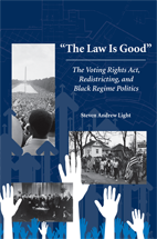 """The Law Is Good"" book jacket"