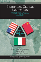 Practical Global Family Law book jacket
