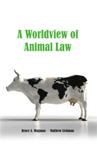 A Worldview of Animal Law book jacket