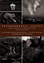 Environmental Justice book jacket