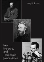 Law, Literature, and Therapeutic Jurisprudence book jacket