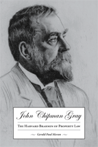 John Chipman Gray book jacket