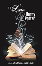 The Law and Harry Potter book jacket