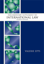 International Law Documentary Supplement book jacket