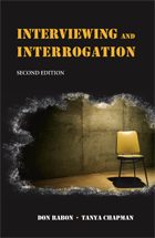 Interviewing and Interrogation book jacket