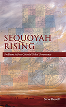 Sequoyah Rising book jacket