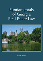 Fundamentals of Georgia Real Estate Law book jacket