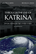 Through the Eye of Katrina book jacket