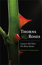 Thorns and Roses book jacket