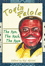 Toyin Falola book jacket