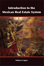 Introduction to the Mexican Real Estate System book jacket
