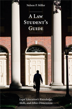 A Law Student's Guide book jacket