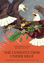 The Constitution Under Siege book jacket