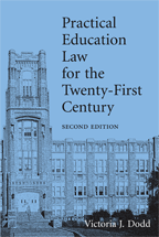 Practical Education Law for the Twenty-First Century book jacket