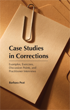 Case Studies in Corrections book jacket