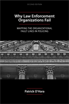 Why Law Enforcement Organizations Fail book jacket
