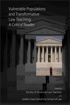 Vulnerable Populations and Transformative Law Teaching book jacket