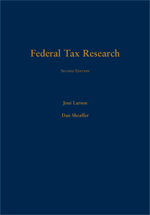 Federal Tax Research book jacket