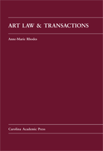 Art Law & Transactions book jacket