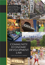 Community Economic Development Law book jacket