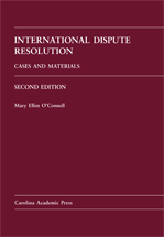 International Dispute Resolution book jacket