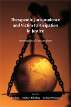 Therapeutic Jurisprudence and Victim Participation in Justice book jacket