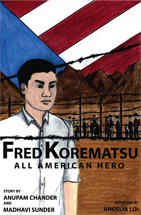 Fred Korematsu book jacket