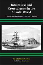 Intercourse and Crosscurrents in the Atlantic World book jacket