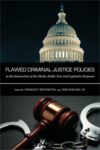 Flawed Criminal Justice Policies book jacket