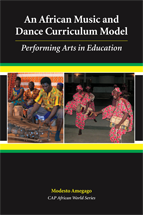An African Music and Dance Curriculum Model book jacket