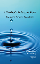 A Teacher's Reflection Book book jacket