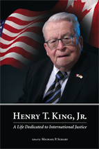 Henry T. King, Jr. book jacket