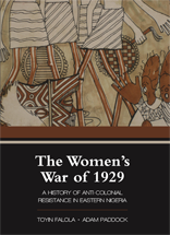 The Women's War of 1929 book jacket
