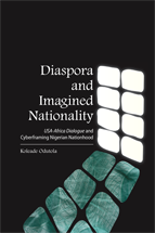 Diaspora and Imagined Nationality book jacket