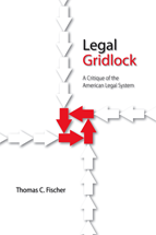 Legal Gridlock book jacket