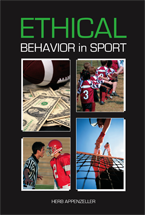 Ethical Behavior in Sport book jacket